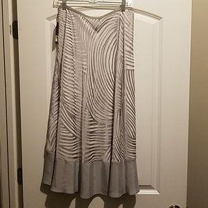 Nic +Zoe Bohemian Groves skirt